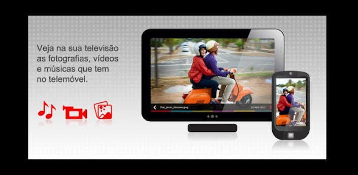 Vodafone lança Share 2 TV