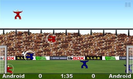 Kung Fu Soccer- screenshot thumbnail