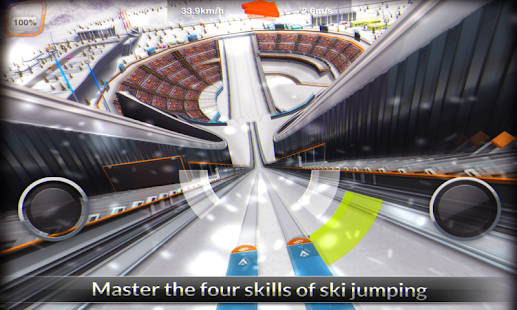 [Super Ski Jump Free] Screenshot 2