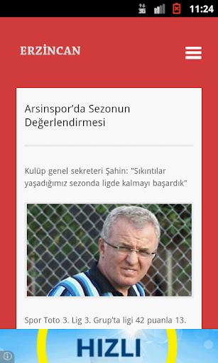 Erzincan Haber