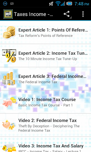 Taxes Income - Free Guide