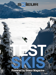Test Skis- screenshot thumbnail