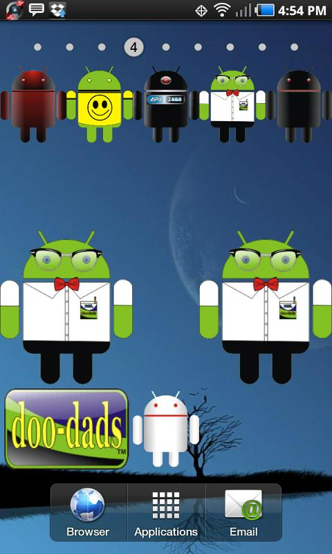 Droid Tech doo-dad- screenshot