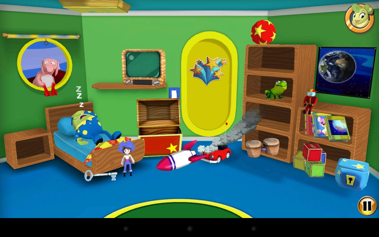 Zorbit's Math Preschool - screenshot