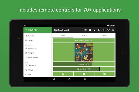 Unified Remote - screenshot thumbnail