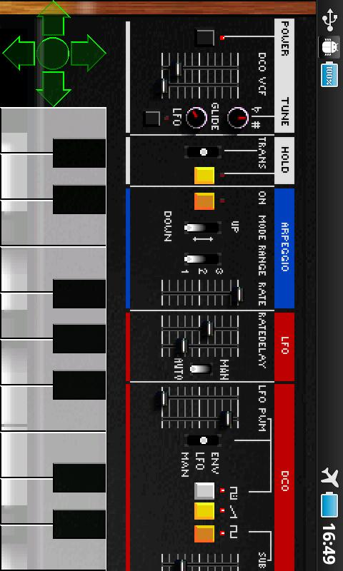 Juniper Polysynth - screenshot