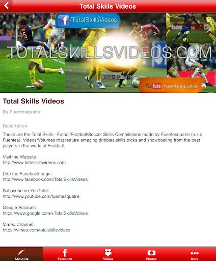 Total Skills Videos