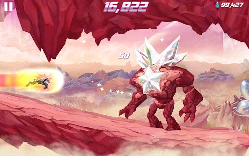 Robot Unicorn Attack 2 v1.1.2 [Mod Money]