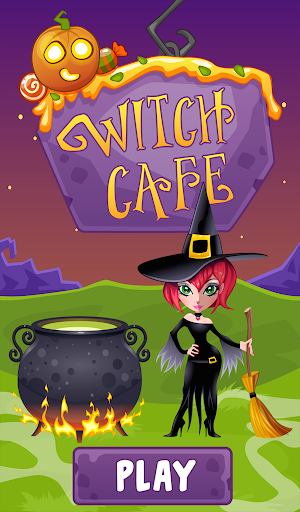 Witch Cafe - Match 3 Puzzle
