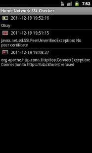 Home Network SSL Checker- screenshot thumbnail