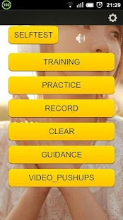 美女俯卧撑教练|玩運動App免費|玩APPs