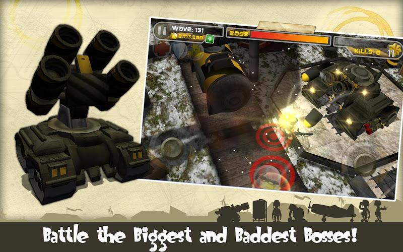 Total Recoil - screenshot