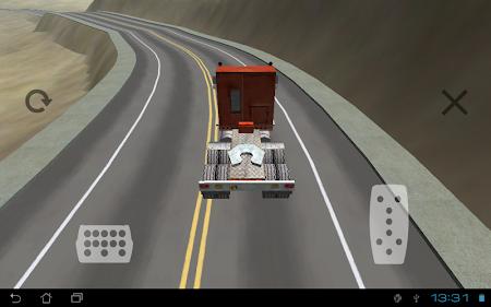 Truck Driving Simulator HD 1.1 screenshot 85984