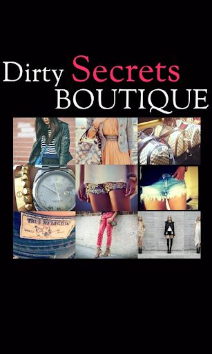 Dirty Secrets Boutique