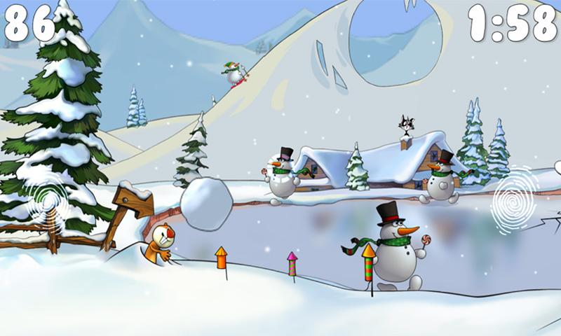 Snowmen Story - screenshot
