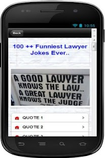 101 + Funniest Lawyer Jokes - screenshot thumbnail