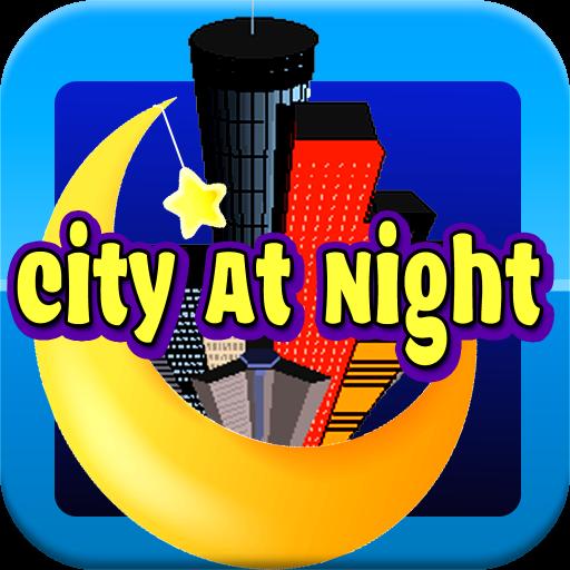 City At Night LOGO-APP點子