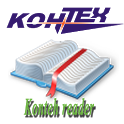 Konteh Reader icon