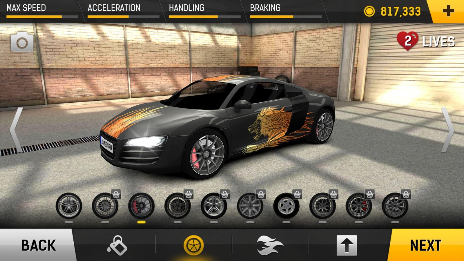 Racing Moto Fever на Android скачать бесплатно - Nine Store