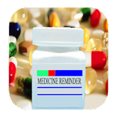 medicine - pills time reminder