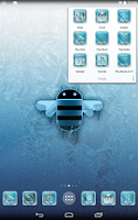 Screenshot of ADW / NOVA - Frozen Android
