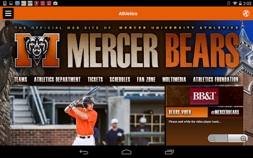Mercer Mobile- screenshot thumbnail