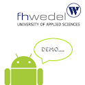Hello Android! FHW Demo App logo