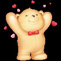 Live teddy bears icon
