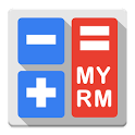 Malaysia RM Exchange Rate icon