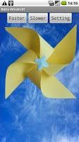 Screenshot of Baby Origami Windmill