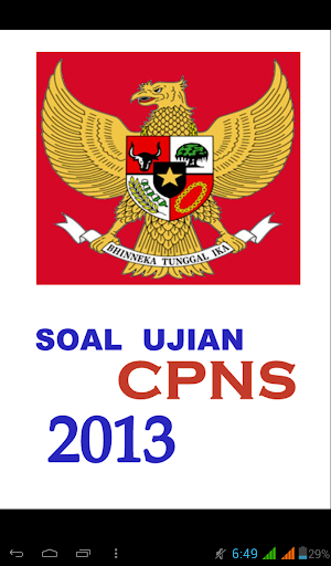 Soal+Jawab CPNS 2013