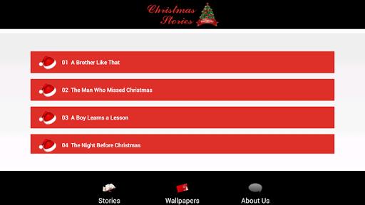 【免費娛樂App】Christmas Stories-APP點子