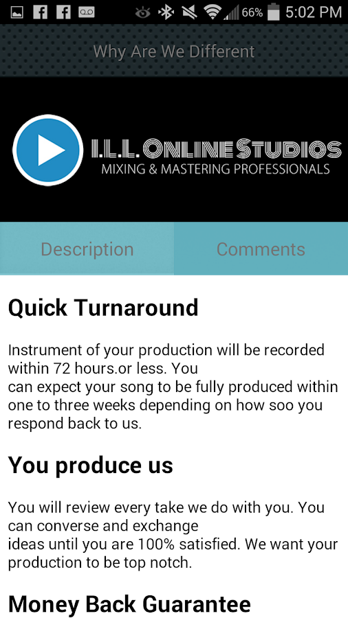 Ill Online Studios- screenshot