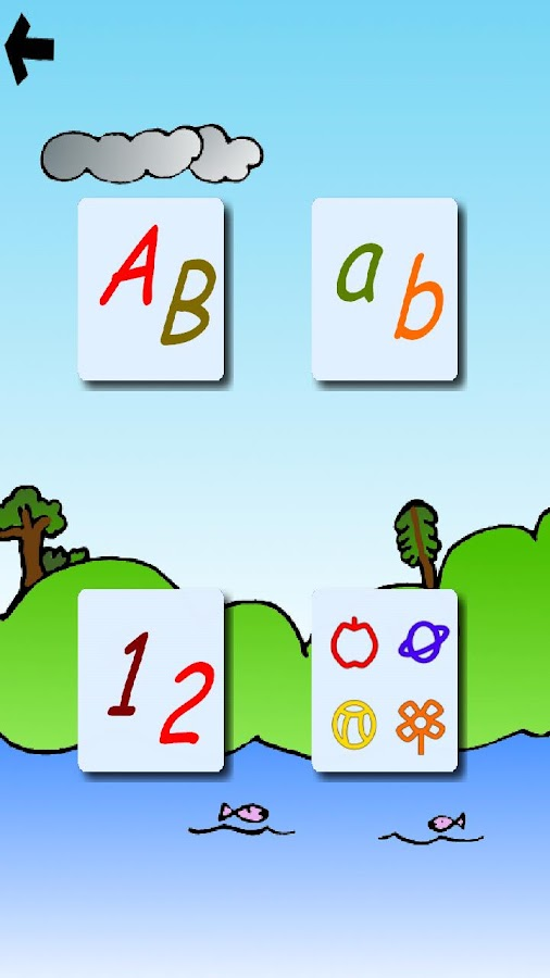 AlphaBugs:Super Fun Alphabets - screenshot