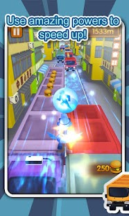 3D City Runner- screenshot thumbnail