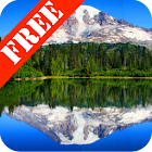 Mount Rainier Free icon