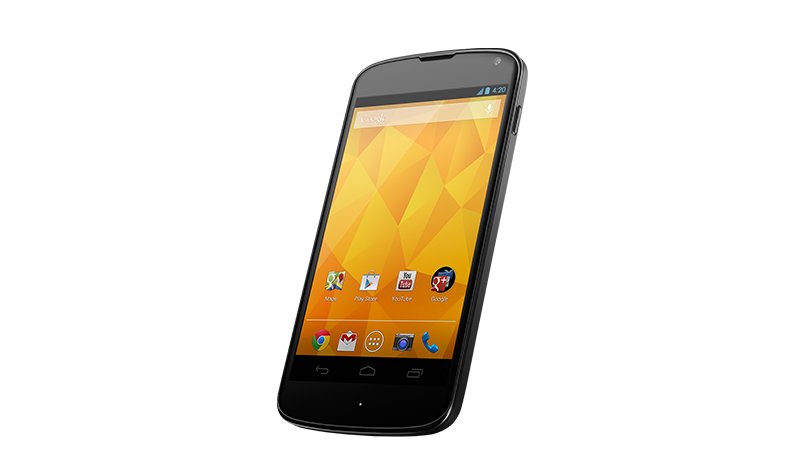 Nexus 4 with Bumper (Black, 16GB) - screenshot