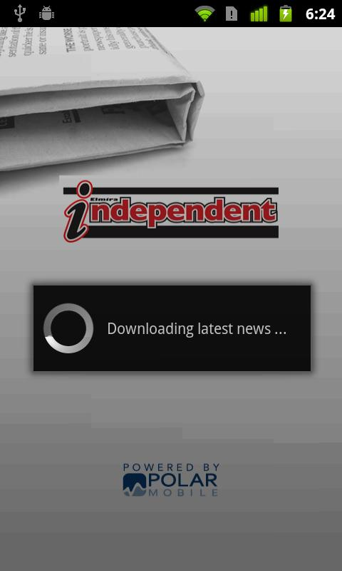 Elmira Independent - screenshot