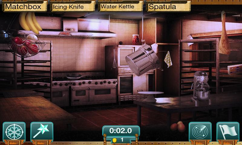 Hidden Object Friends FREE - screenshot