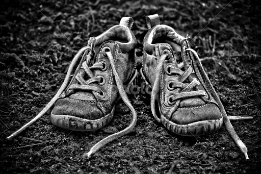 still life photography black and white shoes www