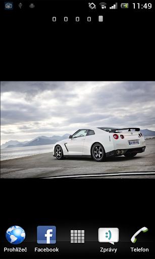 Nissan GTR Live Wallpaper MIX