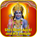 Ram Aarti And 3D Temple icon