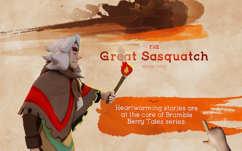 Bramble Berry Tales Sasquatch
