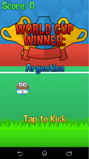 Flappy Cup Winner Argentina