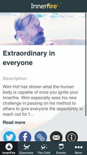 Innerfire - Wim Hof Method