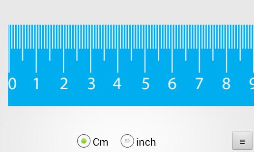 자 눈금자 Cm Inch Google Play의 Android 앱