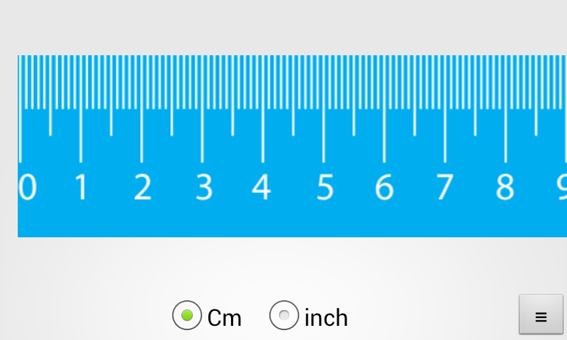 Ruler Cm Inch Android Apps On Google Play