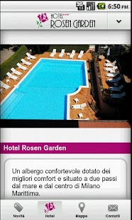 Hotel Rosengarden - screenshot thumbnail