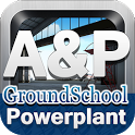 FAA A&P Powerplant Test Prep icon