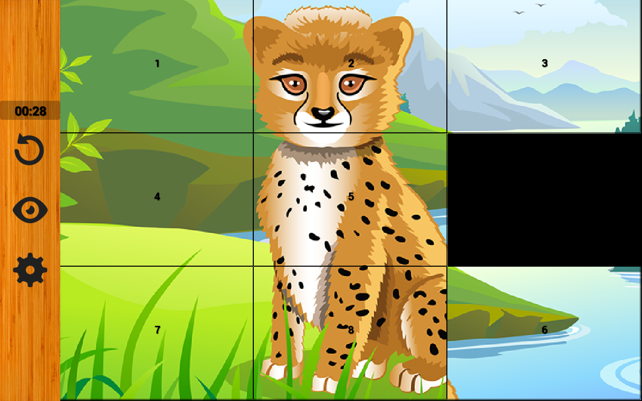 Uncategorized Online Puzzle Games For Toddlers animal puzzle games for kids android apps on google play screenshot